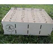 Коробка ящик для мобільних телефонів в класну кімнату | Коробка для мобильных телефонов в класс