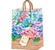 Подарункові пакети для дівчат розмір 38 х 24 см (10 шт./уп.)
