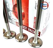 Т образные облегченные Азотированные клапана ВАЗ 2101-2107 AMP, выпуск (4 шт.)