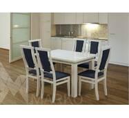 Дерев'яний стіл Класік зі стільцями Марек 1