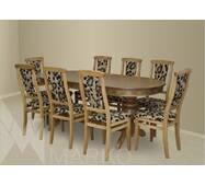 Розкладний стіл Лео зі стільцями Марек 2