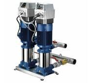 Двох насосна бустерна станція Pentax 2U 5V-250/8 T   VSD PENTAX 2U 5V-250/8 T   VSD