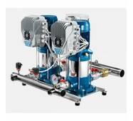 Двух насосная бустерная станция Pentax 2U 3L-280/11 T + VSD PENTAX 2U 3L-280/11 T + VSD
