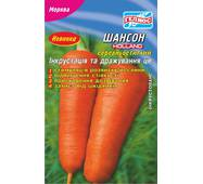 Семена моркови Шансон 2000 шт. Инк.
