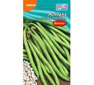 Семена фасоли кустовая спаржевая Монтана 10 шт.