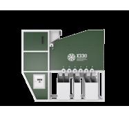 Зерноочистительная машина (сепаратор для зерна) ИСМ-15