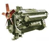 Двигатель 1Д6БА