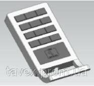 Замок электронный мебельный с доступом по кодовой клавиатуре EK6300SN