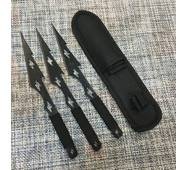 Нож метательный 3шт 21см / АК-326