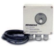Терморегулятор в інтервалі Behncke