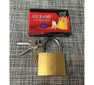 Замок навісний GUSAMI 50мм / G-50