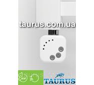 """Квадратный ТЭН HeatQ MS white с регулятором 30-60C + таймер 2 ч.+LED + маскировка провода, Польша 1/2"""""""