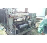 Генератор дизельний АД-100 (електростанція) 100 кВт (125 кВа)