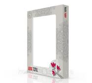 Упаковка картон (50-1), 380х285х50 мм, Home Tekstil