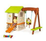 Дитячий будиночок Forest Hut Smoby 810601