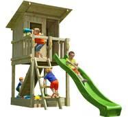 Детская игровая площадка Blue Rabbit BEACH HUT Зелена
