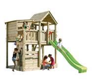 Игровая детская площадка Blue Rabbit PALAZZO Зелена