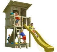 Детская игровая площадка Blue Rabbit BEACH HUT Жовта