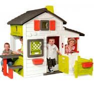 Домик для детей Smoby 310209 Friends House Floralie