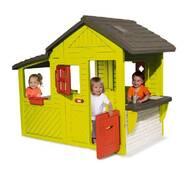 Игровой домик со звонком Neo Floralie Smoby 310300