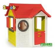 Игровой домик Smoby 810402 со звонком «My House»