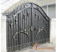 ворота 166