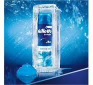 НОВИНКА Гель для бриття Gillette Sensitive Cool для чутливої шкіри з ефектом охолодження 200 мл Німеччина
