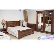 Спальний комплект Палаццо з масиву дерева