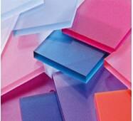 Монолітний полікарбонат PALSUN кольоровий, 2050*3050, 12 мм