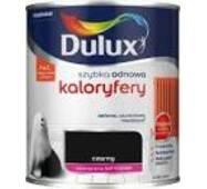 """Эмаль для радиаторов """"Dulux Kaloryfery"""" чёрная полуматовая 0,75л. ХИТ ПРОДАЖ!"""