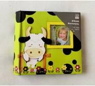 Фотоальбом на 100 фото 10х15 см, корова