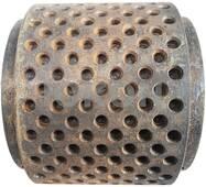 Обечайка 145\100 Перфорированная для гранулятора ОГМ-0.8