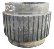 Обечайка 190 Нарезная (с прямой нарезкой зуба)