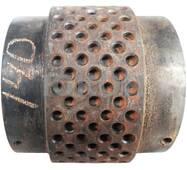Обечайка 140\100 Перфорированная для гранулятора ОГМ-0.8