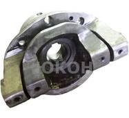Стакан задний предохранительный гранулятора ДГ-1, Б6-ДГВ