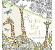 Раскраска для взрослых KaiserColour Perfect Bound Coloring Book 25см, Into The Wild