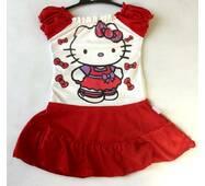 "Платье ""Китти"" на возраст 3, 4, 5 лет"