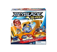 Набор волчков BEYBLADE (Бейблейд) Burst Epic Rivals Battle Set с ареной и запускателями