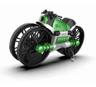 Квадрокоптер-трансформер QY Leap Speed PRO дрон-мотоцикл на р/к 2 в 1 Зелений (5722)