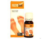 Feetoxan - крем от грибка стопы (Фитоксан), 75 мл