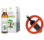 АлкоПрост - Капли вот алкогольной зависимости, 30 мл