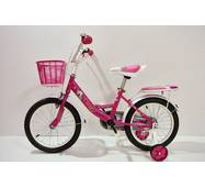"""Велосипед 16""""- Remmy VIOLETTA рама10"""" розово-білий (глянець)"""