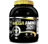 Амінокислоти MEGA AMINO 3200 BioTech 300 таблиць