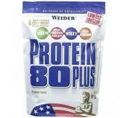 Протеїн Protein 80  Печиво-крем WEIDER 500 гр