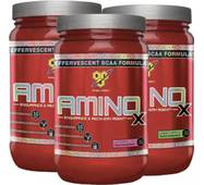 Амінокислоти Amino X Яблуко BSN 435 гр