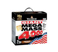 Гейнер Mega Mass 4000 NEW FORMULA 7 кг Банку WEIDER