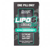 Жиросжигатель Lipo - 6 Black Hers Ultra Concentrate Nutrex Research 60 black- капс