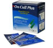 Тест-полоски On - Call Plus (Он-Колл), 25 шт.