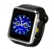 Умные часы Smart watch E07 (steel/black) ATRIX