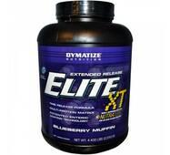 Протеїн Elite XT Чорниця Dymatize 1,814 кг